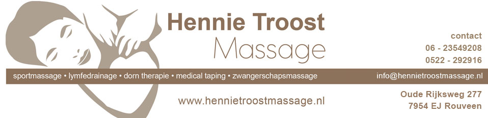 Hennie Troost Massage